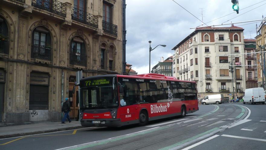 Bilbobus ofrecerá un servicio de lanzadera este domingo para el partido entre Bilbao Basket y Barcelona