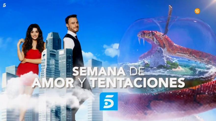 """Telecinco anuncia una """"semana de amor"""" con el estreno de 'La isla de las tentaciones 3' y más 'Love is in the air'"""