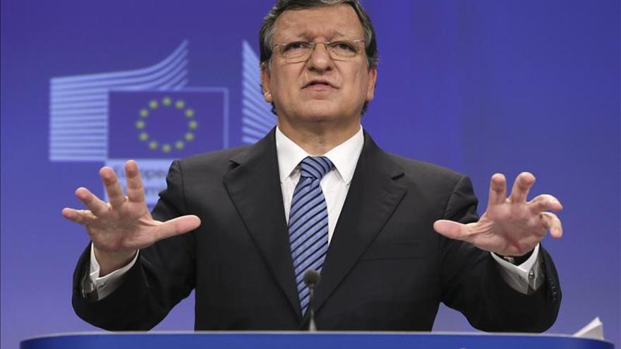 El expresidente de la Comisión Europea, José Manuel Durao Barroso, fichó por Goldman Sachs.