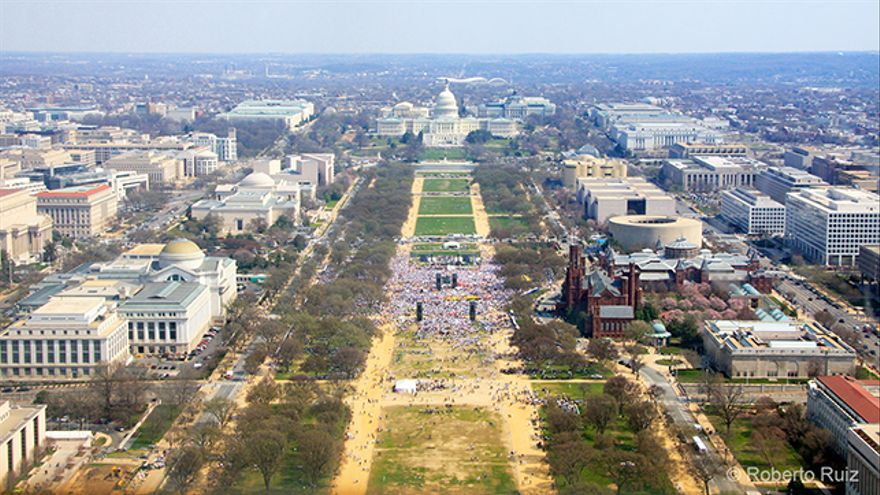National Mall, Washington, Estados Unidos