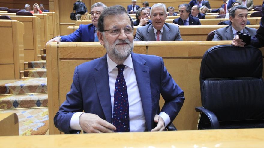"""Rajoy ve """"imposible"""" que el PSOE vuelva ahora al Gobierno y presume de haber dado """"la vuelta a la situación"""""""