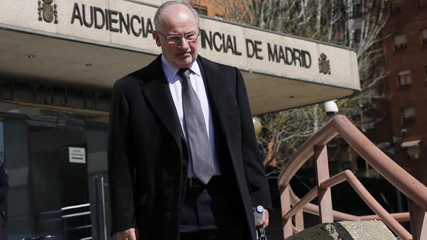 La Audiencia Provincial avala el registro e incautación de pruebas en el caso Rato