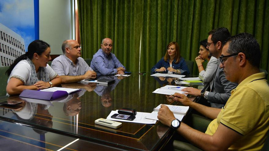 Primer Consejo de Gobierno del grupo de Gobierno de CC.