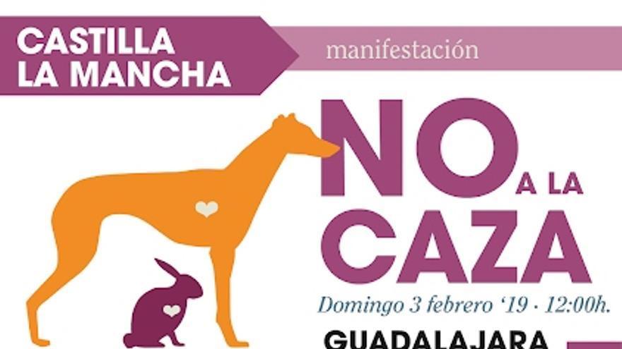 Cartel anunciador de las movilizaciones