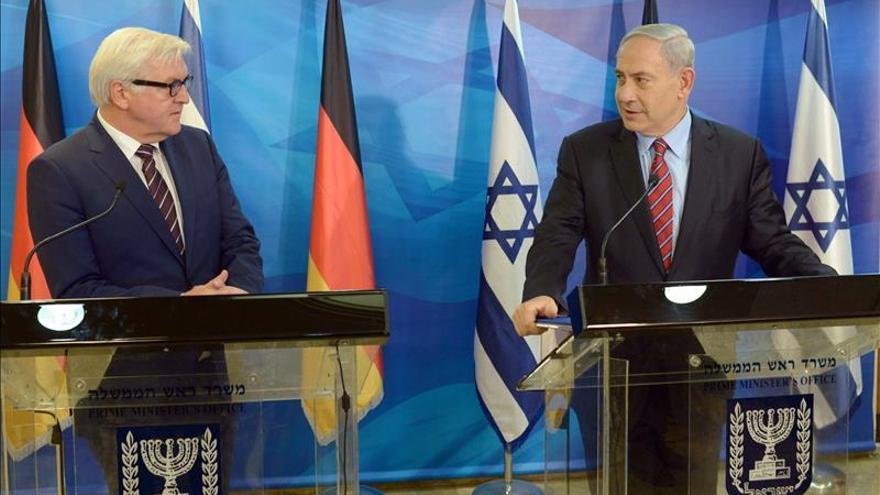 Netanyahu critica los pasos europeos sobre el reconocimiento de Palestina