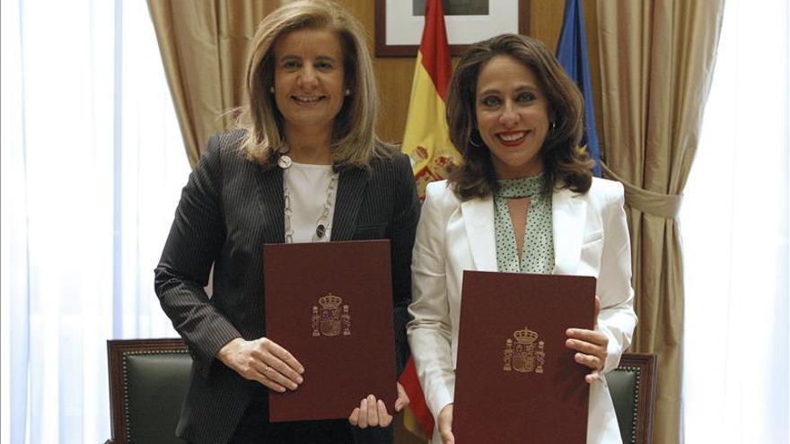 Báñez asegura que se crearán 100.000 empleos este año en Madrid