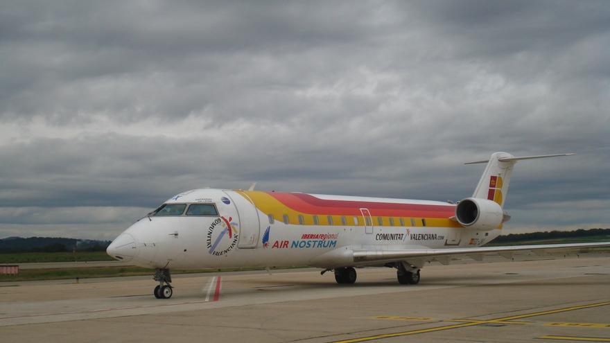 Air Nostrum conectará Bilbao y A Coruña a partir del próximo 3 de septiembre con tres vuelos a la semana