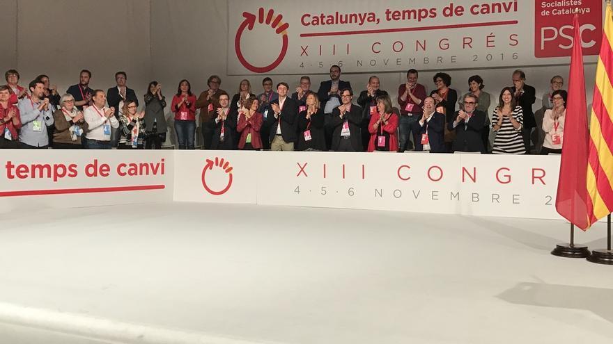 Un 88% de delegados del PSC avala la nueva Ejecutiva de Iceta
