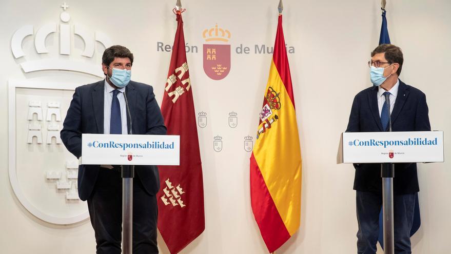 Murcia suma 86 positivos PCR y 21 personas ingresadas más en los hospitales