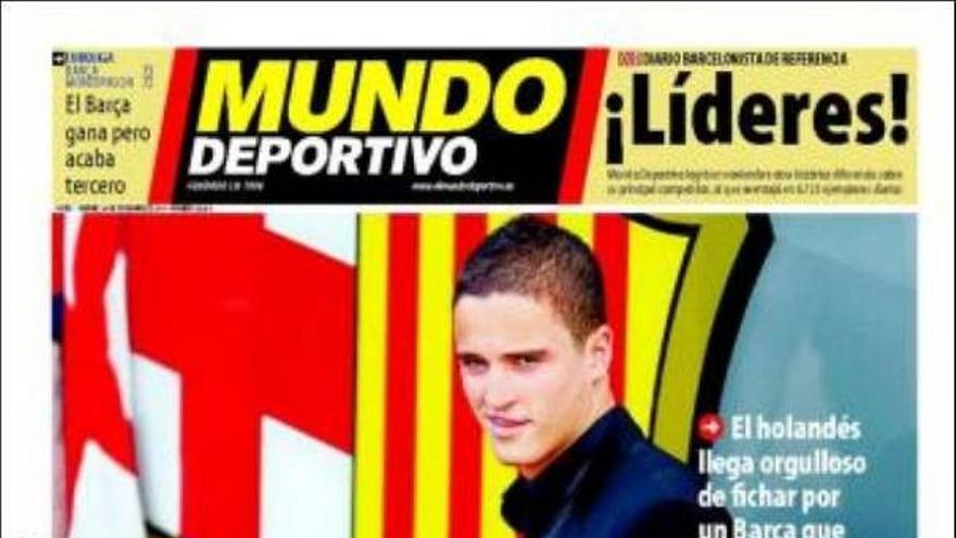 De las portadas del día (24/12/2010) #13