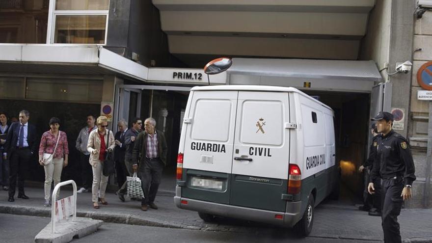 Envían de nuevo a prisión a 4 yihadistas para asegurar su asistencia a juicio