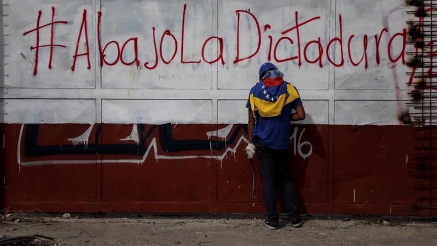 """AI dice que vetar las protestas en Venezuela propicia """"violaciones masivas a los derechos humanos"""""""