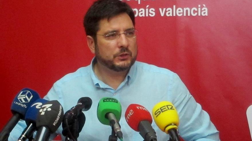"""Blanco dimite de sus cargos en EUPV y seguirá como """"militante activo"""""""