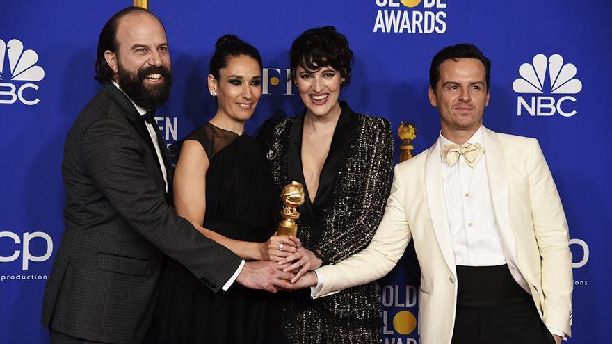 Globos de Oro 2020: lista completa de ganadores, con 'Fleabag', 'Chernobyl' y 'Succession' triunfales