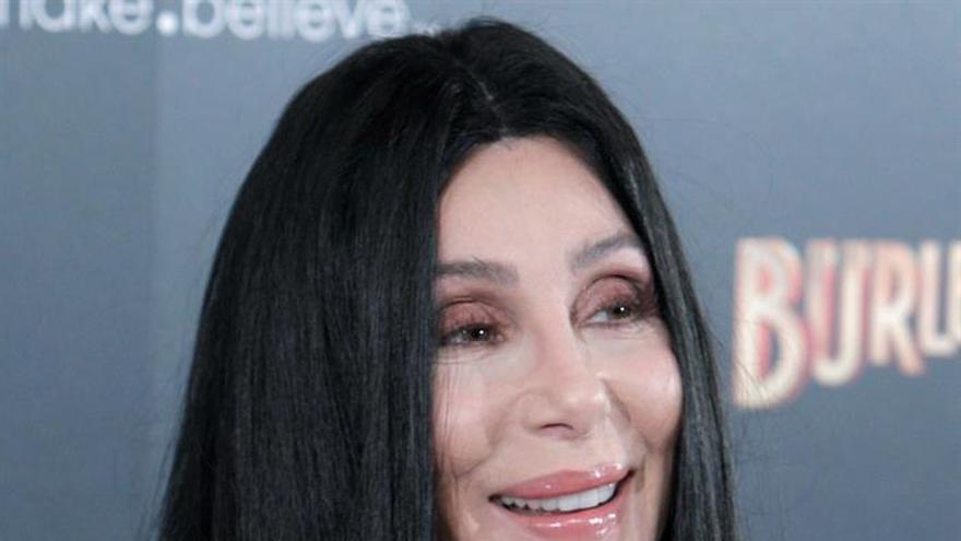 Cher anuncia su regreso con una serie de conciertos en Las Vegas y Washington