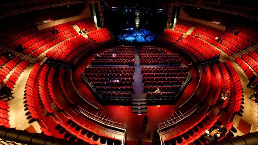 Interior del Teatro Circo Price. / www.teatrocircoprice.es