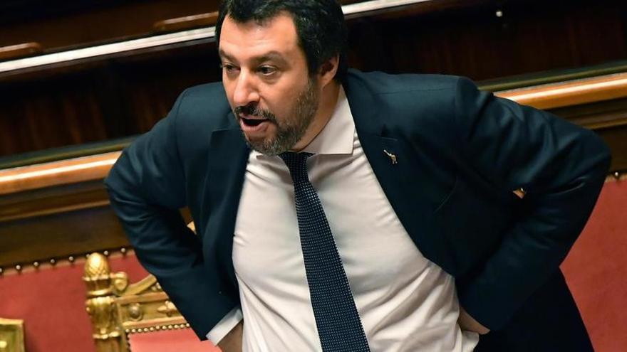 Salvini propone censar a las personas de etnia gitana en Italia
