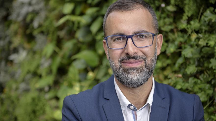 Mariano Cejas, portavoz autonómico de Ciudadanos en Canarias
