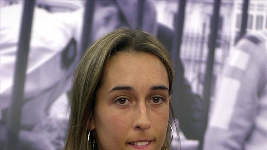 La parlamentaria y dirigente socialista Natalia Rojo