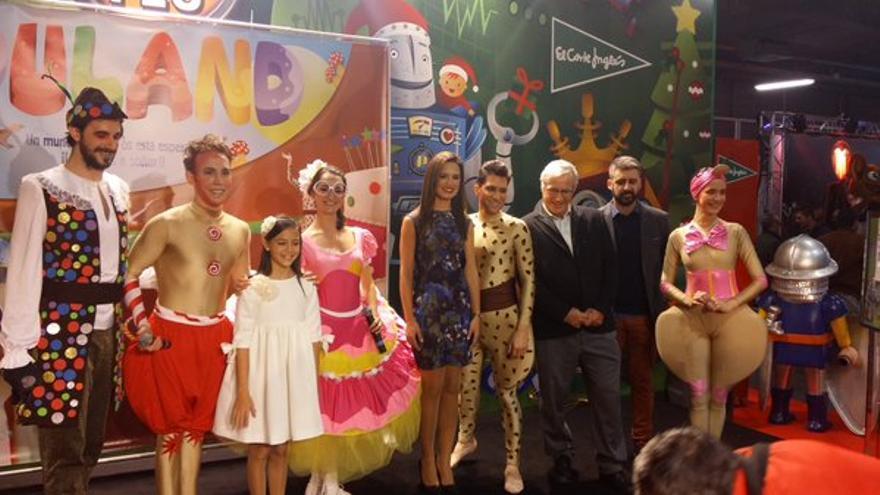 El alcalde de Valencia, Joan Ribó, ha sido el encargado de inaugurar la 34ª edición de Expojove