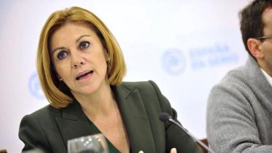 María Dolores de Cospedal / EFE