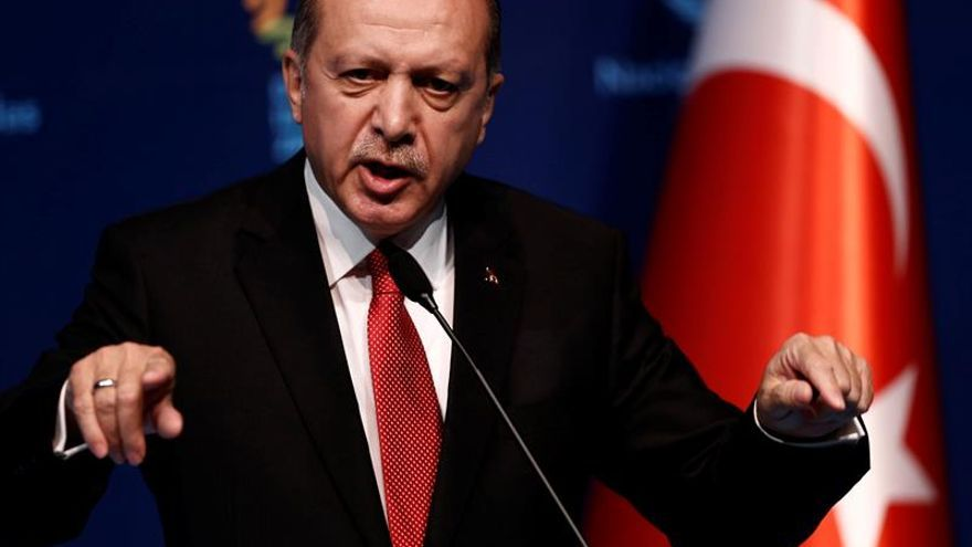 """Grupo de Gülen considera """"irresponsables"""" las acusaciones de Erdogan"""
