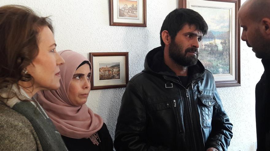 Yahya y Asmaa en Toledo / eldiarioclm.es