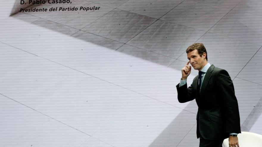 Casado pide a Cs no facilitar un mal presupuesto, semilla de nueva recesión