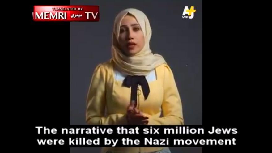 Periodista del polémico vídeo de Al Yazira
