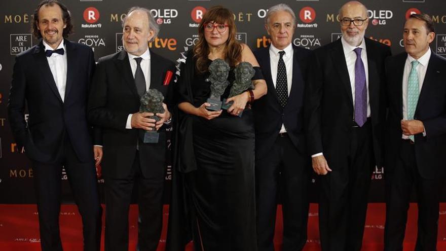 """""""La librería"""" y """"Handia"""" vuelven a más de 150 cines tras su éxito en los Goya"""