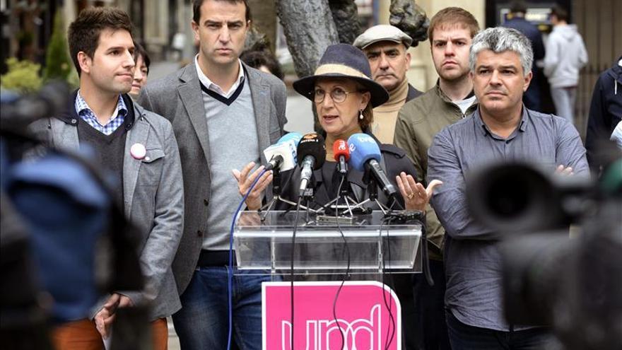 Rosa Díez promete proteger a los ciudadanos de despilfarradores y corruptos