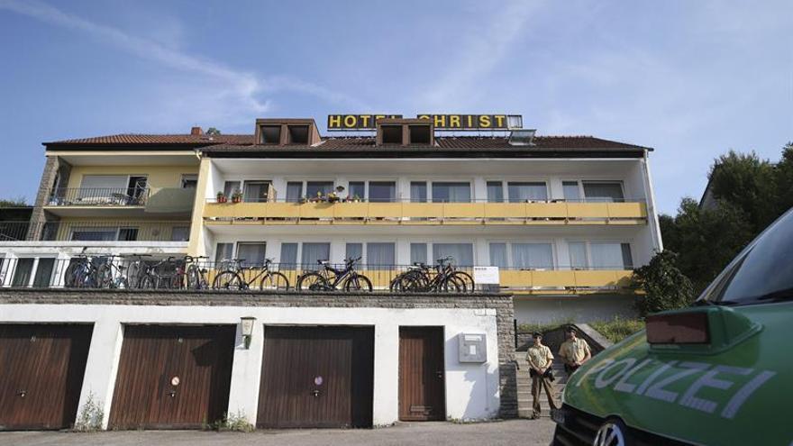 """La Policía alemana no tiene todavía """"indicios de peso"""" que apunten a un atentado en Ansbach"""