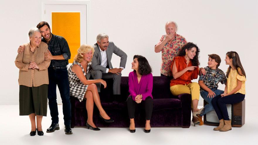 Dos rostros de 'Cuéntame' fichan por la nueva serie de Telecinco