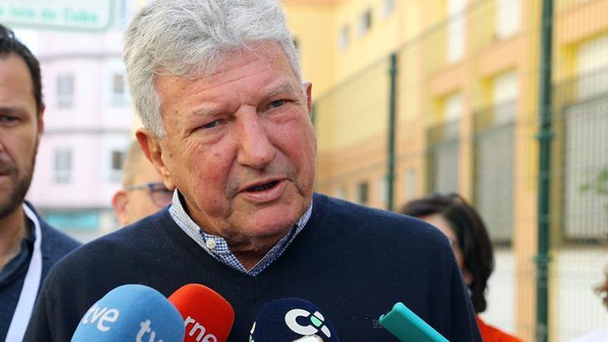 El diputado electo de NC, Pedro Quevedo.