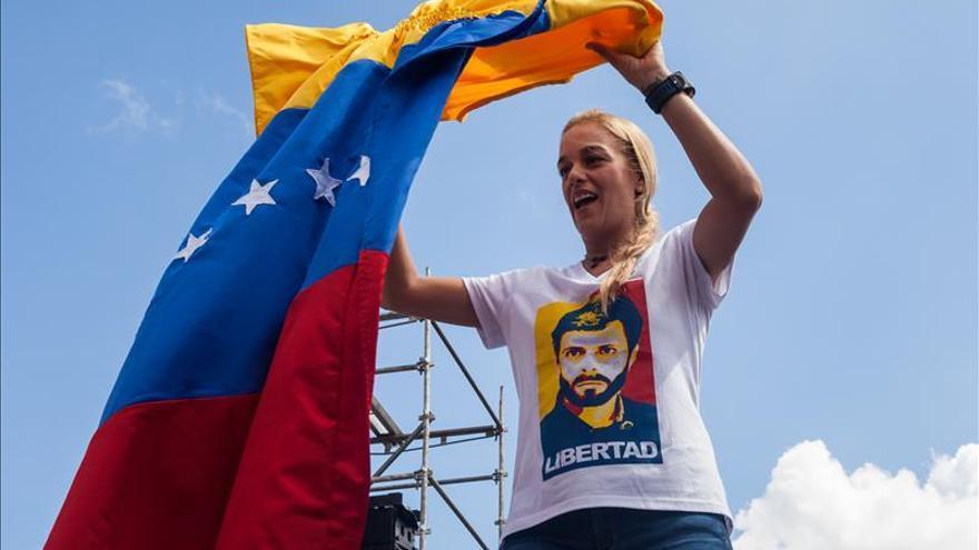 El Gobierno de Chile se solidariza con Lilian Tintori