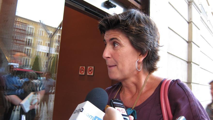 Aguirre contará mañana con María San Gil, que dejó la política por sus discrepancias con Rajoy