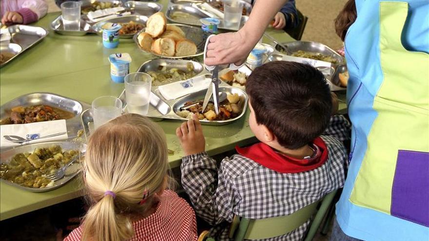 Educación aumenta en más de 10 millones las becas de comedor escolar
