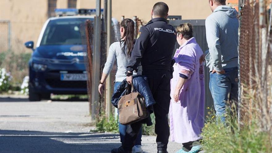 El asesinado en Castellón defendía a su nieta de una agresión sexual