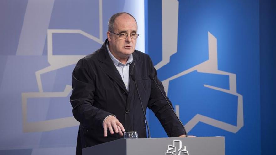 """El PNV valora que se desactive la """"invasión competencial"""" de la Lomce"""