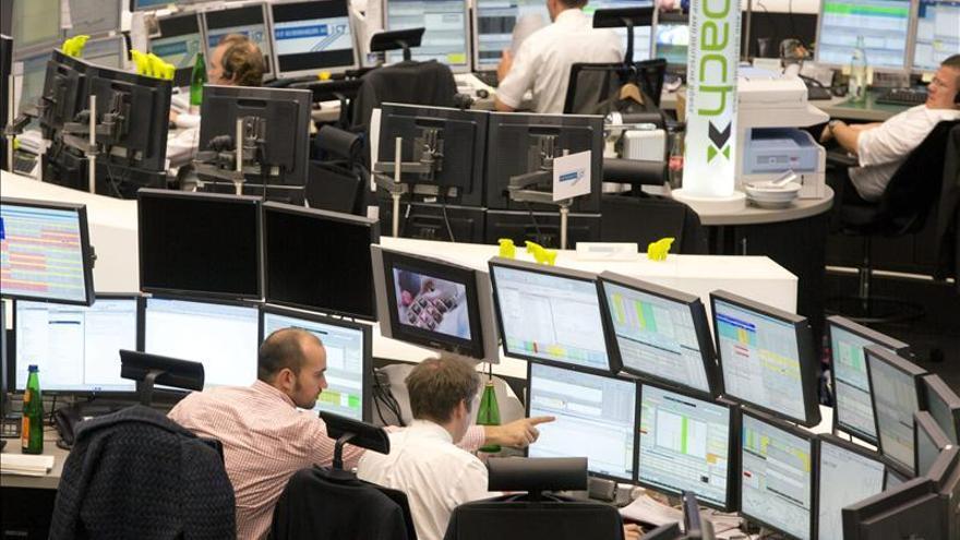 La Bolsa de Fráncfort sube un 0,14 por ciento en la apertura