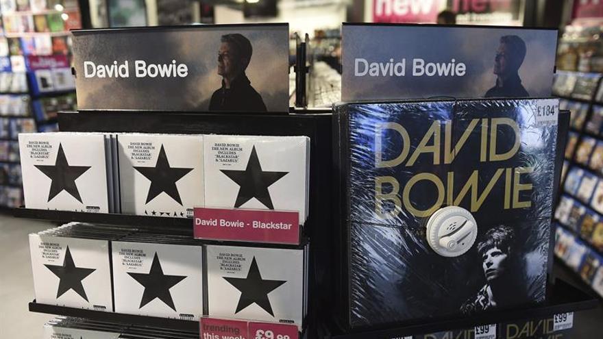 Diez discos trascendentales de 2016 para todos los gustos, de Bowie a Raphael