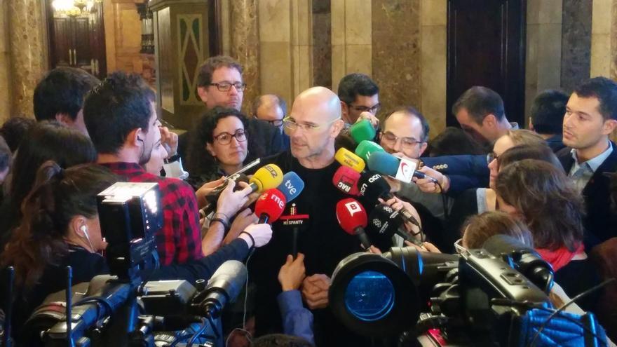 JxSí rechaza hacer una nueva oferta a la CUP y espera a su decisión del día 2