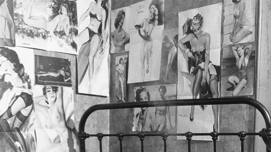 Criaturas de ensueño, Paris 1952 © Atelier Robert Doisneau, 2016