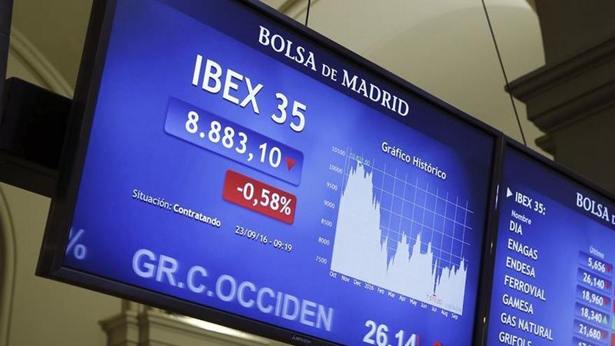 Los consejeros del IBEX 35 ganaron 636.000 euros de media en 2015, el 3,7 por ciento más