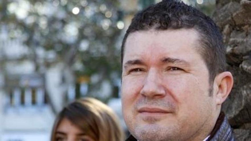 Emilio Argüeso, Delegado Territorial de Ciudadanos en la Región de Murcia