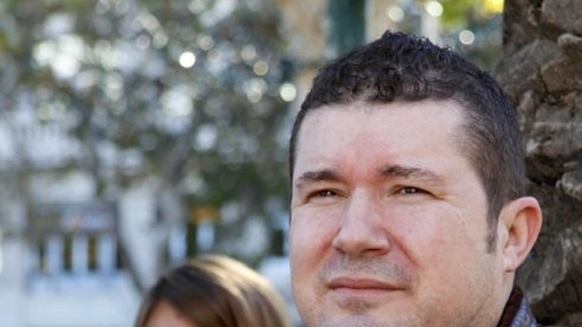 Emilio Argüeso, antiguo delegado territorial de Ciudadanos en la Región de Murcia