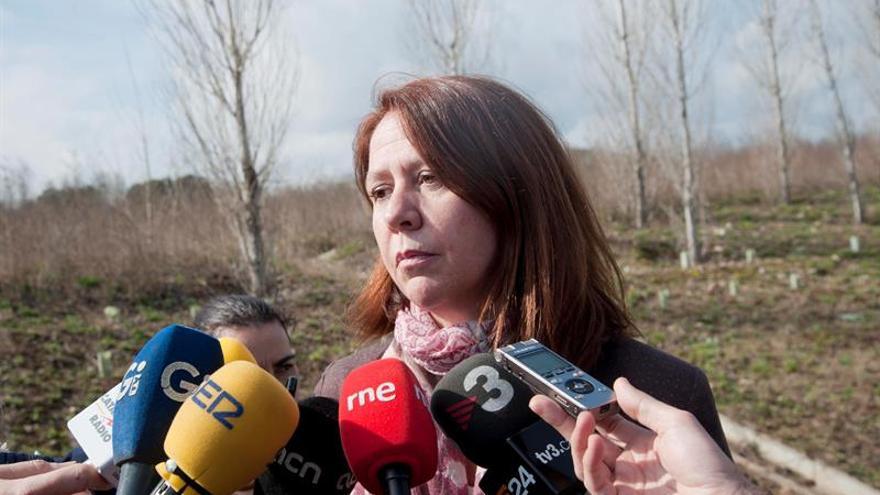 La alcaldesa de Girona defiende que el Ejército no participe en Salón Juventud