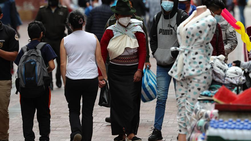 Ecuador suma 747 nuevos casos de covid-19 y acumula 388.046
