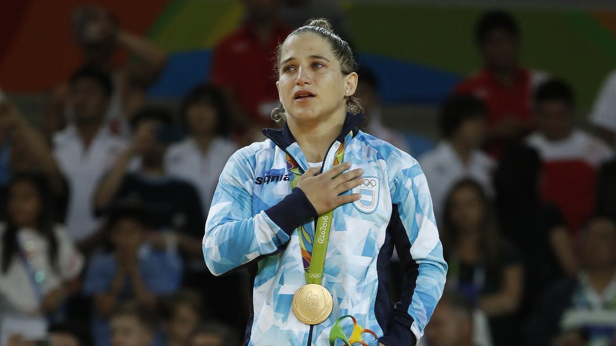 Paula Pareto ganó la medalla de oro en Río 2016