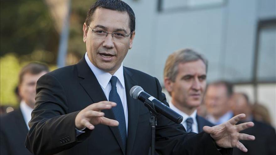 El primer ministro rumano a favor de un referendo sobre la restitución de la monarquía
